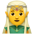 Male Elf. Emoji, Magical, Elf, Elves