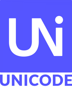 Unicode logo, Unicode, Unicode Consortium