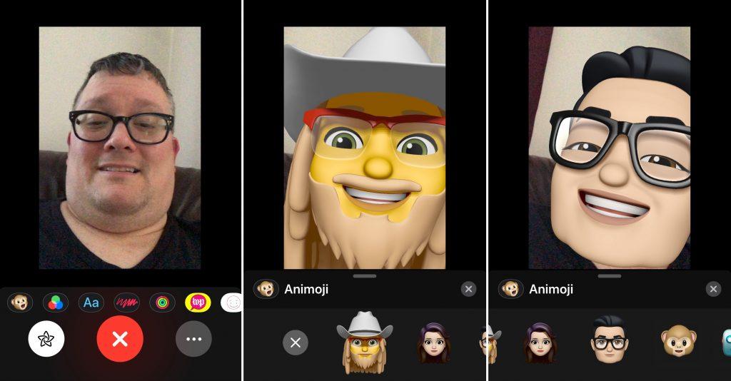 FaceTime, Memoji, Memoji, Emoji, Emojis