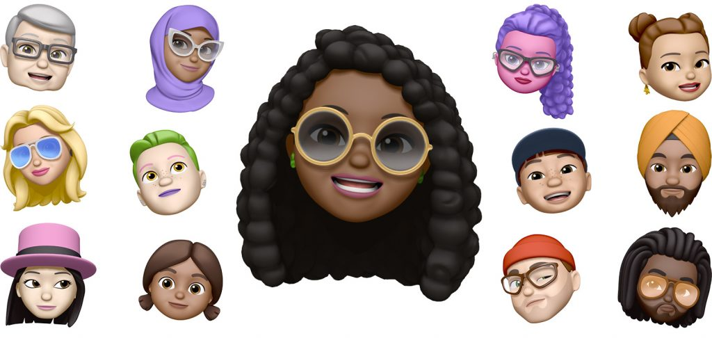 Memojis, Apple