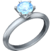 Ring emoji, Ring, Wedding Ring, Diamond Ring, Diamond Ring emoji
