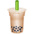 Bubble Tea, Milk Tea, Bubble Tea emoji