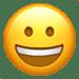 Grinning Face, Grinning Face emoji, Smiling emoji
