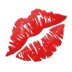 Kiss emoji, Kiss Mark emoji, Lips emoji