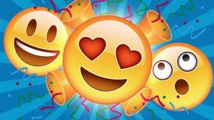 emoji combinations, emoji groups, group of emojis , heart eyes emoji