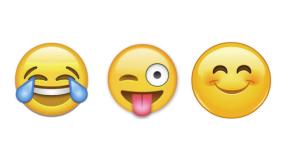 Smileys, Emojis, Group Of Smileys, Group Of Emojis, Row Of Emojis, Yellow Faces