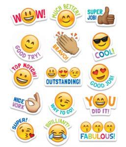 Encouraging emojis, emoji combinations, sweet emojis, nice emojis, kind emojis