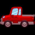 Pickup Truck, Pickup Truck emoji, New Emojis, Truck emoji, Truck