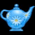 Teapot, Teapot emoji, Floral teapot
