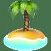 Desert Island, Desert Island emoji, Desert Island symbol