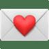 Love Letter, Love Letter emoji, Envelope With Heart, Envelope With Heart emoji