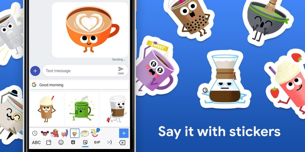 Google Keyboard, G Board Minis, Emojis, Emoji Keyboard, Google Keyboard app, G Board - the Google Keyboard