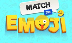 Emoji quiz, emoji games, online games, emoji trivia, match the emoji