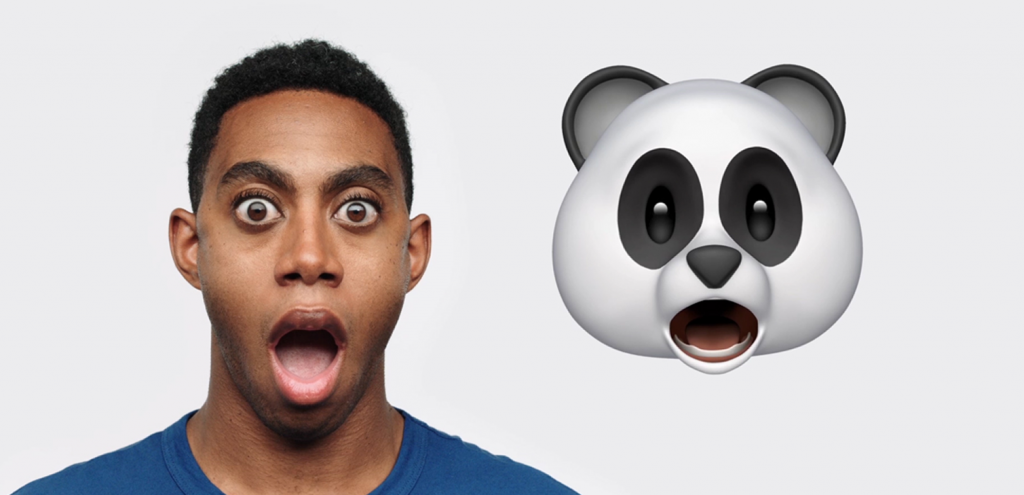 Animoji, User And Animoji, Animojis, Panda Animoji