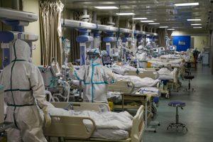 Coronavirus, Wuhan, Medical workers, Coronavirus patients, Wuhan hospital