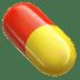 Pill emoji, Pill, Medicine, Drug