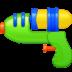 Pistol emoji, Pistol emoji on Facebook, Facebook's Pistol emoji