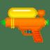 Pistol emoji, Google Pistol emoji, Pistol emoji on Google