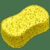 Sponge, Sponge emoji, Yellow sponge, Bath sponge