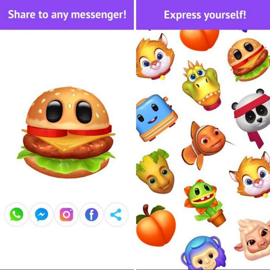 VideoMoji: Make Animoji Avatar, Memoji Android app, Memoji app for Android, Animoji Avatar app, Animoji, Memoji
