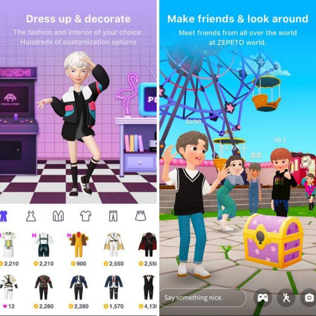Zepeto, Memoji Android App, Memoji, Memoji For Android, Memoji Application, Memoji app, Zepeto app