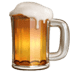 Beer emoji, Apple's Beer emoji, Beer emoji on Apple, photo of Beer