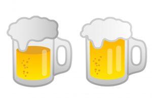 Beer emoji, Google's Beer emoji, Google's Beer emoji controversy
