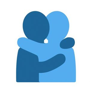 person hugging emoji, twemoji 13.0