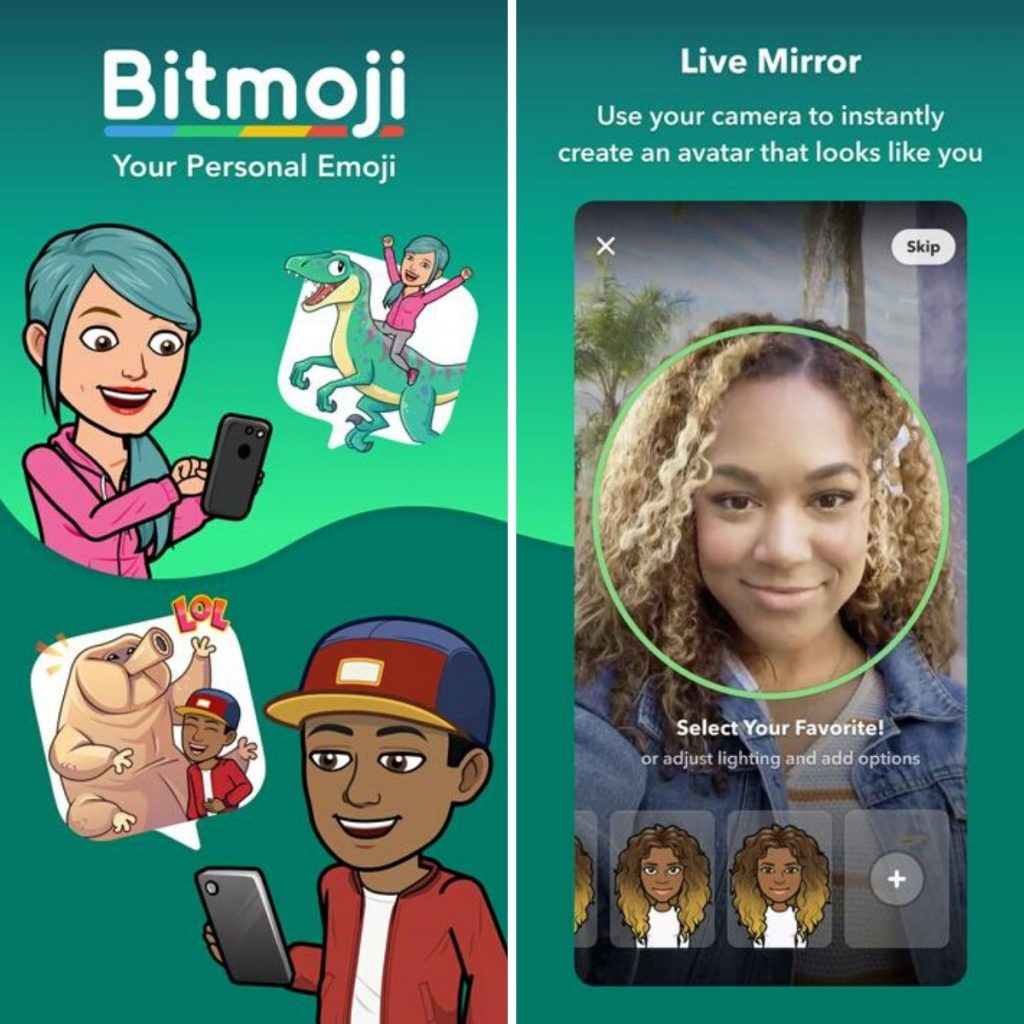 Bitmoji, Bitmoji app, Bitmoji app for Android, Bimoji app for Android devices, Bitmoji app Android version