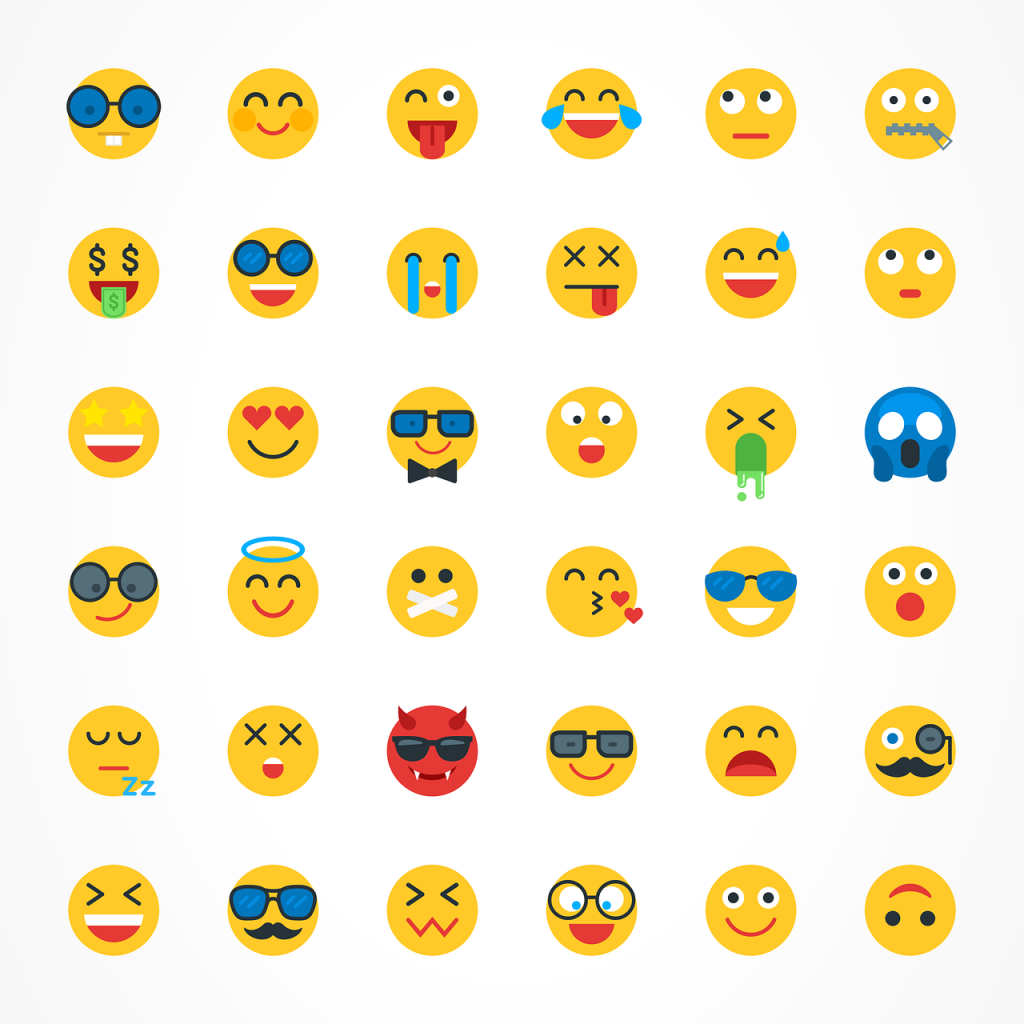 evolution of emojis