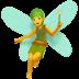 Fairy emoji, Apple version of the Fairy emoji