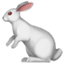 Rabbit emoji, Rabbit emoji of Apple, Apple's Rabbit emoji