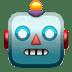 Robot emoji , Apple's Robot emoji, Apple version of the Robot emoji