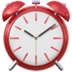 Apple version of the Alarm Clock emoji, Alarm Clock symbol