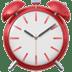 Apple version of the Alarm Clock emoji, Alarm Clock symbol