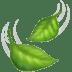 Leaf Fluttering In The Wind, Leaf Fluttering In The Wind emoji, Leaf emoji