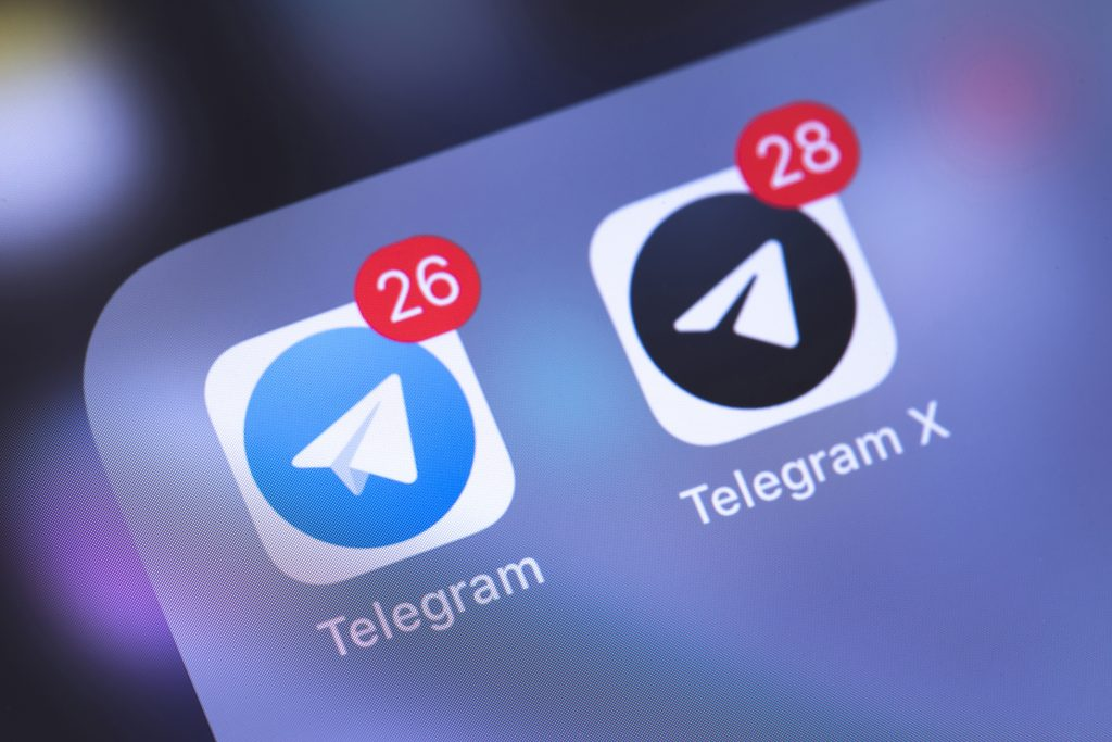 Telegram, Telegram app, Instant messaging apps