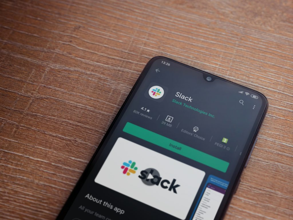 Slack, Slack logo, messaging app, messaging apps