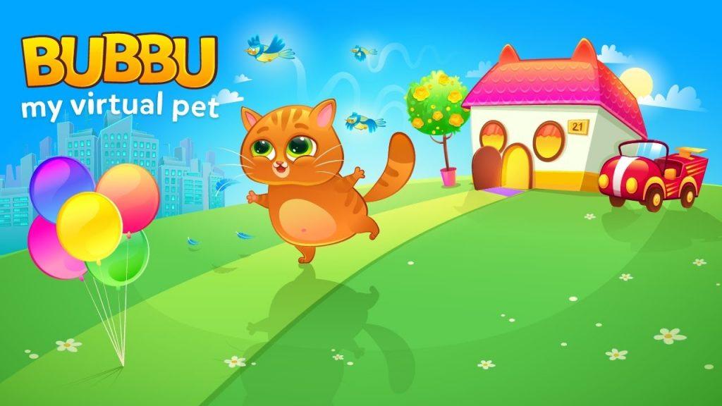 Bubbu My Virtual Pet app, Bubbu My Virtual Pet game