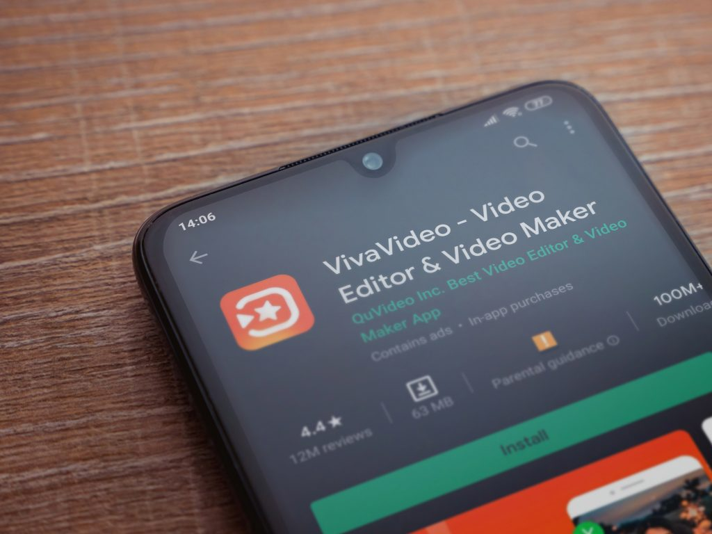 Viva Video, Flipagram, video editing apps,