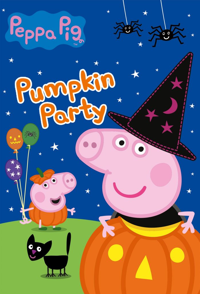 Peppa Pig's Pumpkin Party movie