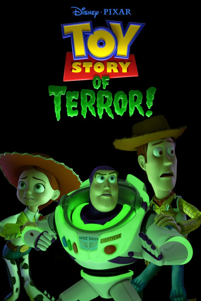 Toy Story Of Terror, Toy Story Of Terror movie poster