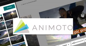 Animoto logo, Animoto, apps like Flipogram, Flipogram