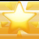 shining star emoji