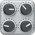 Control Knobs emoji, Control Knobs, Apple version of the Control Knobs