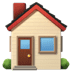 House emoji, Apples version of the House emoji