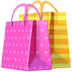 Shopping Bags emoji, Apple version of the Shopping Bags emoji