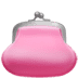Purse emoji, Apple version of the Purse emoji