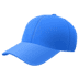 Billed Cap emoji, hat emoji, Apple version of the Billed Cap emoji