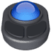 Trackball emoji, Apple version of the Trackball emoji